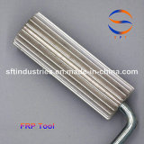 Rullo di alluminio della pala per FRP
