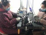 Accoppiamenti flessibili della branca d'acciaio del ragno/accoppiamenti della mascella