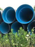 HDPE doppel-wandiges gewölbtes gewundenes Rohr für Abwasser