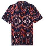 Camice tribali di Boho degli uomini di Kitenge dell'annata africana su ordinazione poco costosa dei vestiti