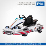 Les perspectives de Kart badinent la conduite électrique sur le jouet de véhicule de véhicule (rouge DMD-288)