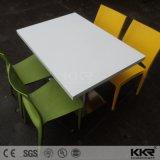Dessus de Tableau de meubles de salle à manger, table basse pour le café