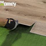 Pavimentazione di plastica del pavimento del PVC del pavimento del vinile della plancia di Spc da vendere