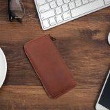 Самый новый бумажник застежки -молнии человека бумажника цепи цвета контраста 2017