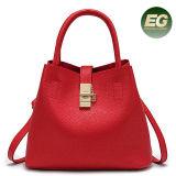 A melhor do saco macio médio da forma do produto bolsa vermelha de venda das senhoras da cubeta feita em China Sy8618