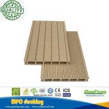 Panneaux de paquet composés en plastique en bois extérieurs de longue durée de vie recyclable (25*174mm)