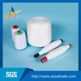 Altos hilados de polyester de la tenacidad para coser en cono teñido del tubo