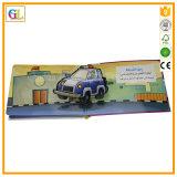 Impressão elevada do livro de crianças da cor cheia de Qaulity 3D