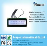 Caractère caractère blanc Noramlly LCD 1602 COB module LCD