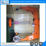 Máquina de encalhamento de torção elétrica do cabo de fio de cobre de Contilever única