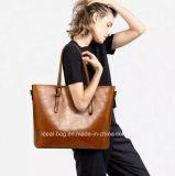 2018 la meilleure qualité PU sac à main en cuir de gros sac à main en cuir, Dame personnalisé, les femmes sac à main en cuir sac fourre-tout
