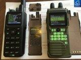 Radio tenuta in mano di Dmr per il sistema militare di comunicazione radio di Dmr in 30-88MHz/5W