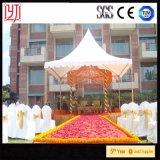 China-Fertigung-niedriger Preis-preiswerte Hochzeitsfest-Zelte für Verkauf mit Dekoration
