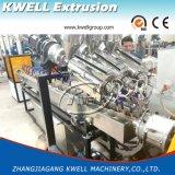 セリウムは反化学薬品PVC鋼線の補強されたホースの放出機械を証明した