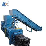 La HBA150-110110 ampliamente usada automática de papel corrugado con una enorme presión de empacado máquina hidráulica