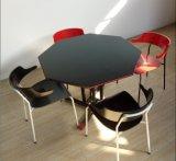 고품질 현대 작풍 4 사람 대중음식점 테이블 및 의자