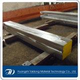 Плита AISI 4340 стальная, придает квадратную форму выкованной штанге