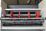 Troquelado automático de la máquina para la impresión flexo Caja de cartón máquina