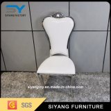 Silla moderna de cena blanca de la silla de los muebles para el comedor