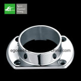 Borde del tubo del acero inoxidable para la barandilla