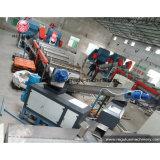 Machine de réutilisation en plastique de sacs de pp