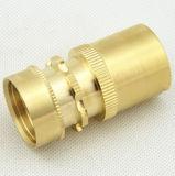 Компонент выполненного на заказ Lathe CNC поворачивая подвергая механической обработке латунный