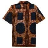 卸し売り偶然の人のための習慣によって印刷されるハワイの短い袖のワイシャツ