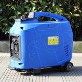 비손 강한 프레임 작은 침묵하는 유형 휴대용 변환장치 가스 발전기