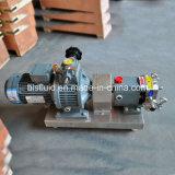 La marcha de la temperatura de alta presión de la bomba de aceite vegetal