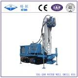Plataforma de perforación hidráulica llena para el receptor de papel de agua de excavación