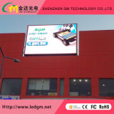 La publicité commerciale P10 d'intense luminosité de panneau d'écran de Shenzhen DEL