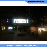 Panneau d'affichage à LED en plein écran couleur P3 pour centre commercial