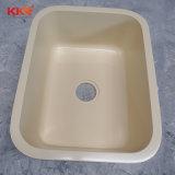 Kkr bol unique carré de surface solide Undermount évier de cuisine