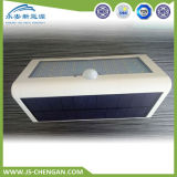 La luz solar de la pared del LED al aire libre impermeabiliza con la luz del movimiento IP65
