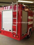 Cilindro de alumínio caminhão de incêndio a porta do obturador/ Porta de laminagem de alumínio