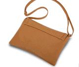 女性のショルダー・バッグのメッセンジャー袋のクラッチのハンドバッグはすぼめるエンベロプ袋(WDL0891)を