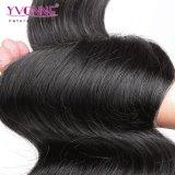 L'estensione all'ingrosso dei capelli del Virgin dell'essere umano dei Peruvian 100% di Yvonne slaccia l'onda