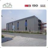 Barato y edificio de marco prefabricado de la estructura de acero de Elegent