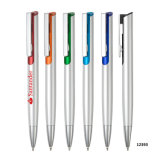 De hete Intrekbare Pen van de Reclame van de Verkoop trekt de Plastic Pen van de Banner terug