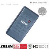 Lector de tarjetas impermeable del acceso del dígito RFID del telclado numérico del Pin de ID/IC