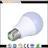 De aluminio de 18W+plástico una60 Lámpara LED para el hogar con CE