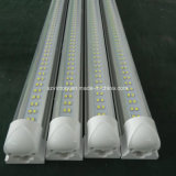 luz del tubo del tubo 60W LED de 2400m m los 8FT T8 LED