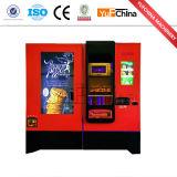 A alta qualidade chinesa deixou-nos máquina de Vending da pizza para a venda