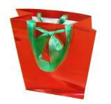 Bolso de lujo de encargo del Libro Blanco para la ropa y las compras