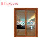 Раздвижная дверь низкой цены самомоднейшей конструкции с декоративной решеткой