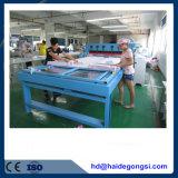 Máquina de estaca do teste padrão do vestuário da alta qualidade hidráulica