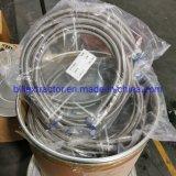 Tubo flessibile Braided 72inch dell'acciaio inossidabile 1/4inch ss PTFE lungamente