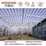 창고의 Prefabricated 강철 구조물