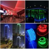 La lista 120V di ETL impermeabilizza 50m/Roll la striscia della decorazione LED