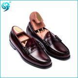 革靴の心配のカスタム木の靴の木の卸売